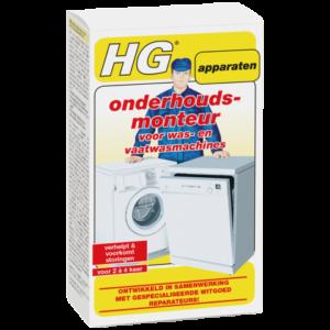 HG onderhoudsmonteur voor was en vaatwasmachines