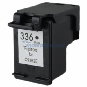 Inkt Inksave HP Inktpatroon Inkt cartridge 336