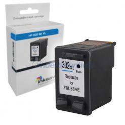HP 302 Zwart Inktpatroon Inkt Inksave