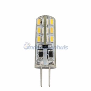 LED Lamp G4 Dimbaar Siliconen Ledlamp